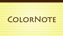 логотип ColorNote
