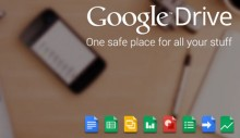 Логотип Google Drive