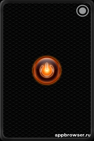 Tiny Flashlight главный экран