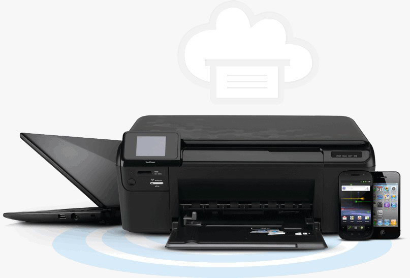Google Cloud Print - принтер