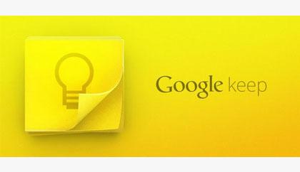 Логотип Google Kepp