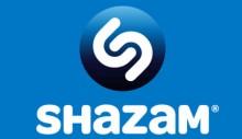 логотип Shazam