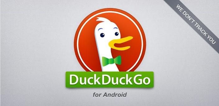 DuckDuckGo для Android