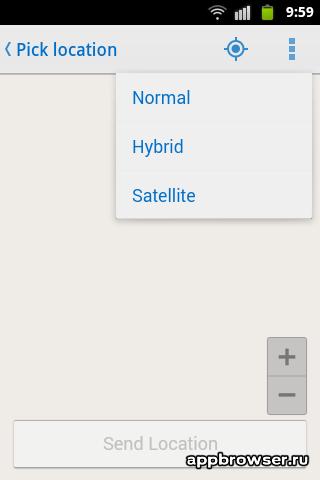 Telegram отправка местоположения
