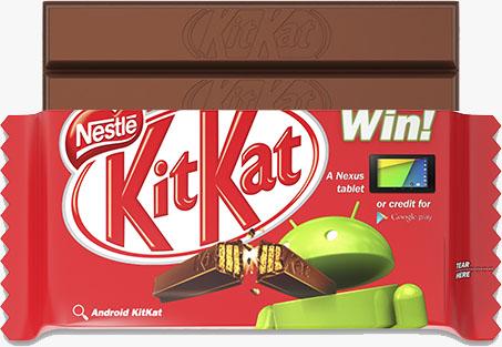 Андроид KitKat