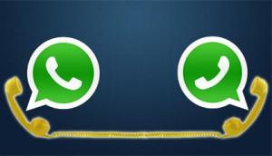 Голосовые вызов WhatsApp