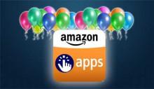 День рождения Amazon