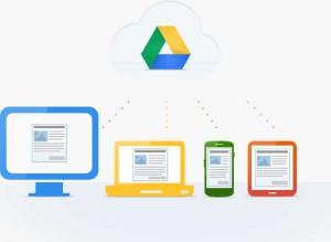 Диск Google и разные устройства