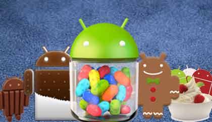 Версии Android