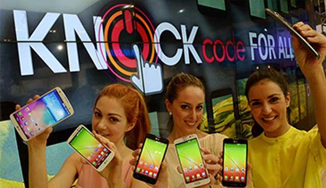Knock Code для Lg G2 и LG G Flex