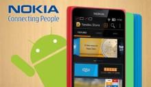 Nokia X заголовок
