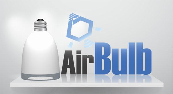 Умная лампа AirBlub