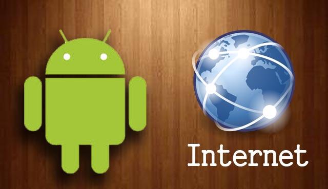 Интернет и Андроид