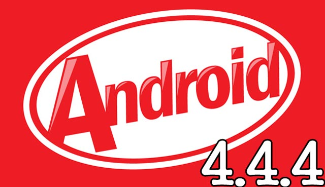 Android KitKat 4.4.4