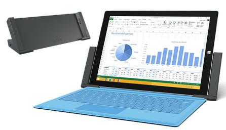 Surface Pro 3 док станция