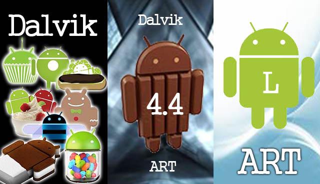 Android Davik-ART