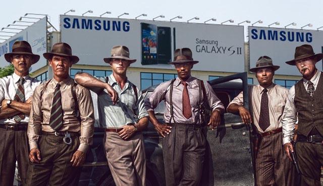 Ограбление Samsung