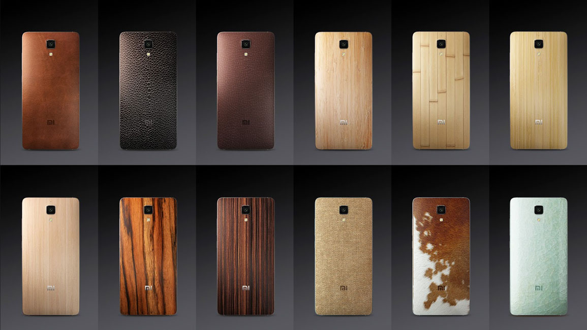 Xiaomi Mi 4 панели