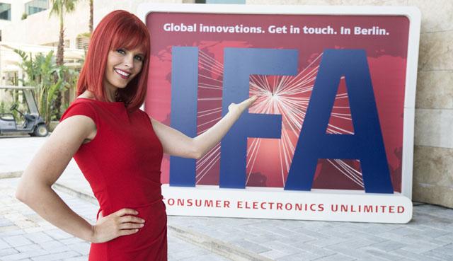 Выставка электроники в Берлине IFA 2014