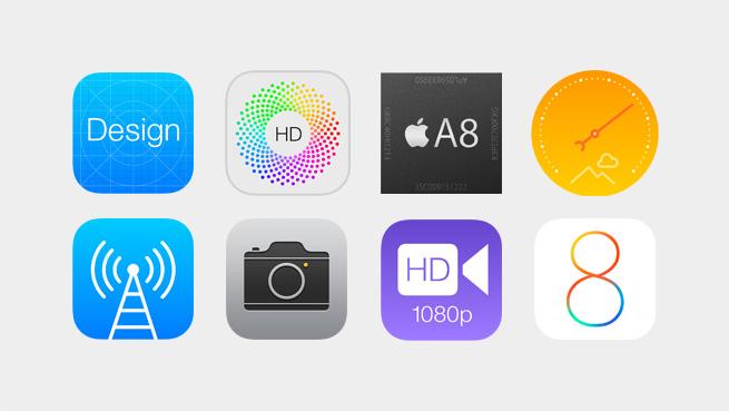 iPhone 6 улучшения
