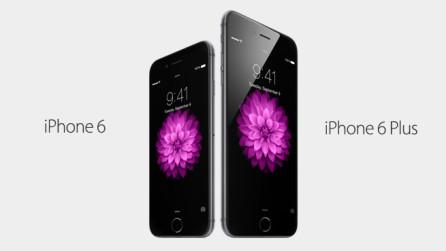 iPhone 6 и iPhone 6 Plus