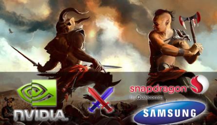 Nvidia против Samsung