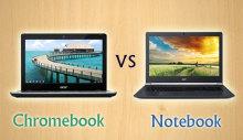 Хромбук или ноутбук