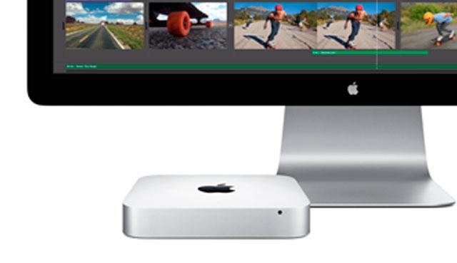 Компьютер Mac mini