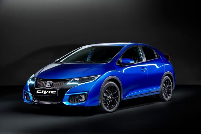 Новая Honda Civic