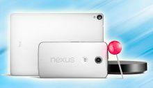 Новые устройства Nexus