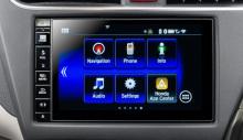 Штатное устройство Honda Civic на Андроид