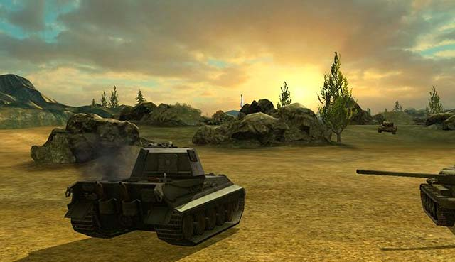Tanks io Games - PLAY NOW On The .io games List