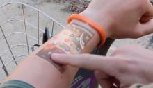 Умный браслет на Android