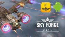 Бесплатная игра на Андроид - Sky Force