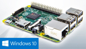 Raspberry PI 2 Windows 10