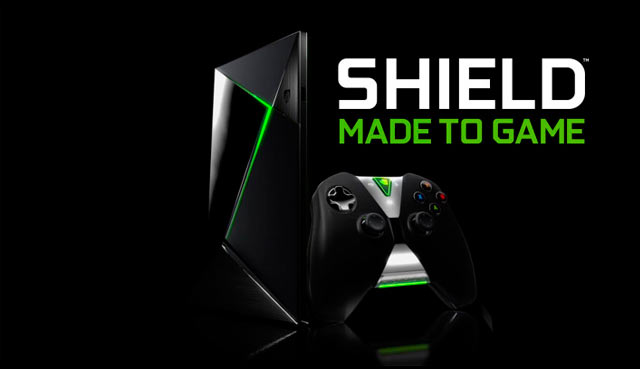Консоль Nvidia Shield