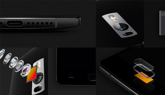 детали OnePlus 2