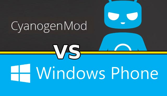 Cyanogen и Windows Phone