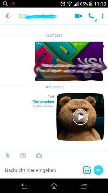 Новые смайлы  и видео Skype