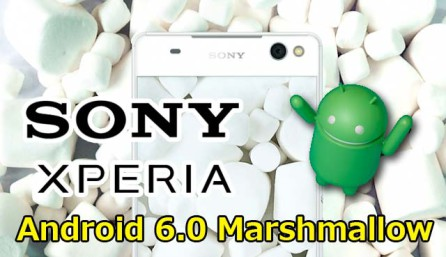 Android 6 для SONY Xperia