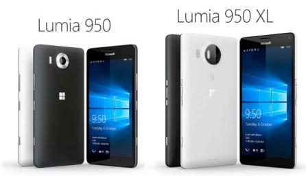 Microsoft Lumia 950 и Lumia 950 XL
