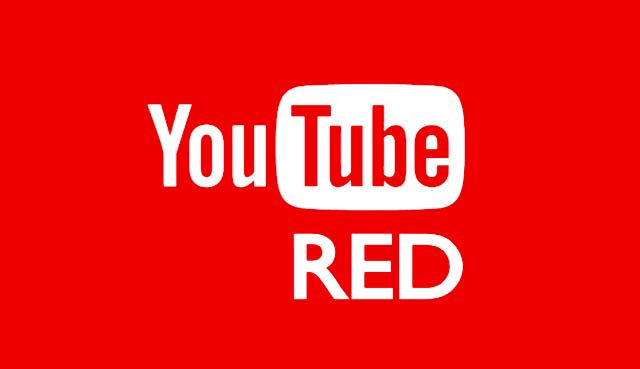 YouTube Red платная подписка
