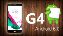 Обновление Android 6 для LG G4