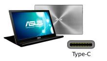 ASUS USB монитор Type C