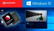 Snapdragon и Microsoft телефон на windows 10