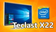 Teclast x22 - компьютер в мониторе