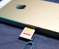 iPhone SIM слот