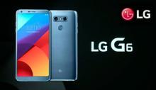 Представлен LG G6 - характеристики и цена