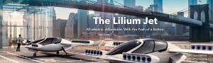 Концепт Lilium Jet
