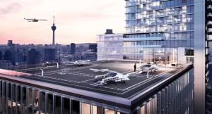 Lilium Jet - посадка на здание